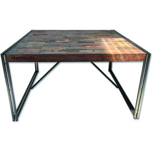 Table carree 140x140 achat vente table carree 140x140 for Table de sejour carree