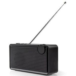 RADIO CD CASSETTE CALIBER HPG334DAB/B Radio portative DAB+/FM avec b