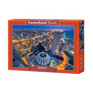 PUZZLE Puzzle 3000 pièces : Tours de rêve, Dubai aille Un