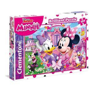 PUZZLE MINNIE Puzzle Brillant 104 Pièces