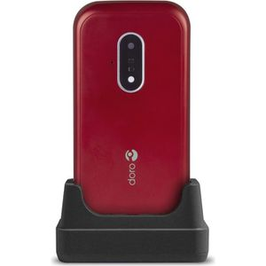 Téléphone portable DORO Téléphone mobile 7030 - 4G LTE - microSD slot