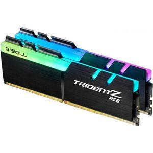 MÉMOIRE RAM G.Skill Trident Z RGB 16 Go (2x 8 Go) DDR4 3000 MH