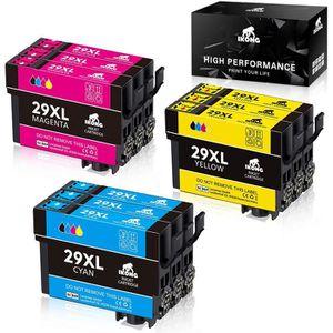 CARTOUCHE IMPRIMANTE Compatible Cartouches d'encre Epson 29 XL Cyan/Mag