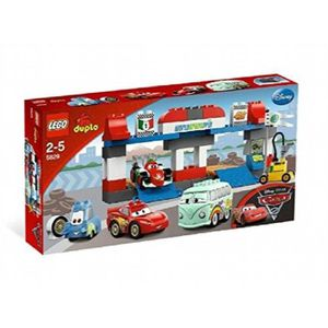 ASSEMBLAGE CONSTRUCTION LEGO Duplo Cars 5829: The Pit Stop 1NGEPS