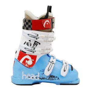 CHAUSSURES DE SKI Chaussure de ski junior Head bleu blanc rouge