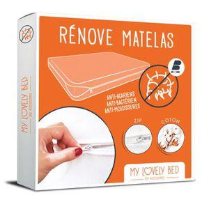 PROTÈGE MATELAS  My Lovely Bed - Rénov Matelas 90 x 190/200 cm - Ho