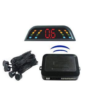 RADAR DE RECUL STOEX® LED Radar de recul sans fil pour voiture Ai