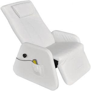 FAUTEUIL Fauteuil de Massage électrique Zéro Gravité en  Bl