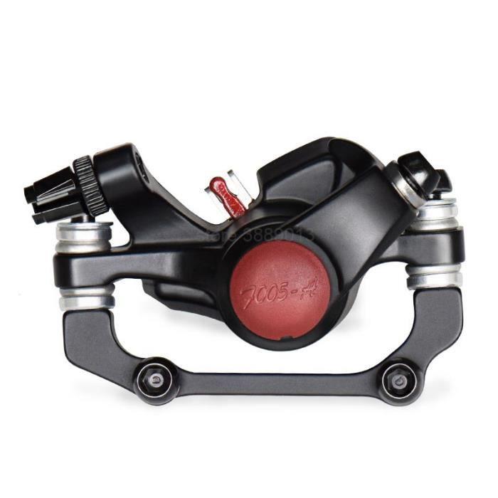 Pièce Détachée,Plaquettes de frein de vélo de route de montagne avant arrière frein à disque pièces de vélo - Type rear disc brake