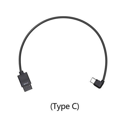 Stabilisateur,DJI – câble de commande multi caméras ronin s (type b), accessoires - Type Type C