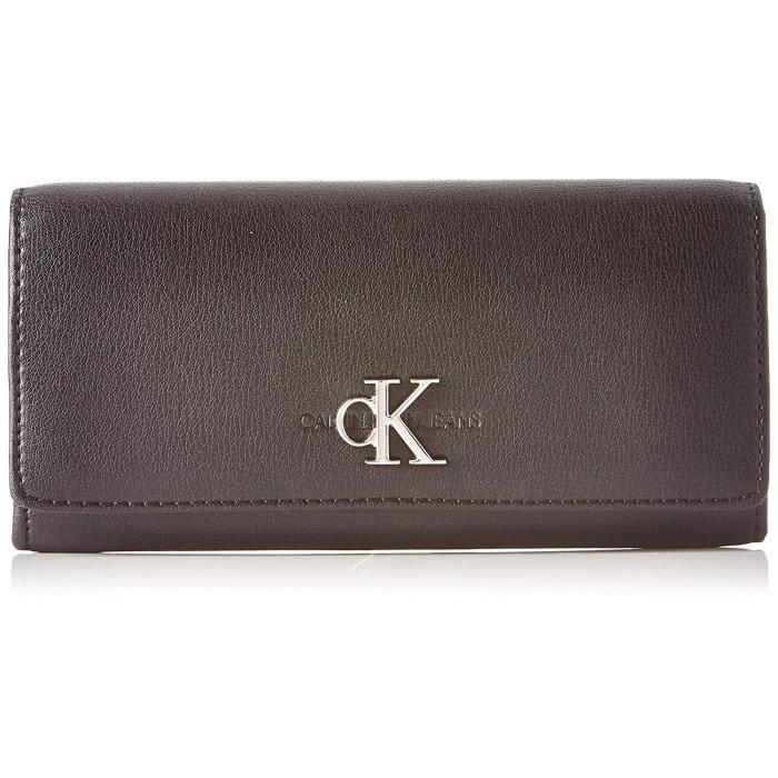 Sac à Main Calvin Klein Ckj Monogram Hw Long Fold, Sacs bandoulière 3320