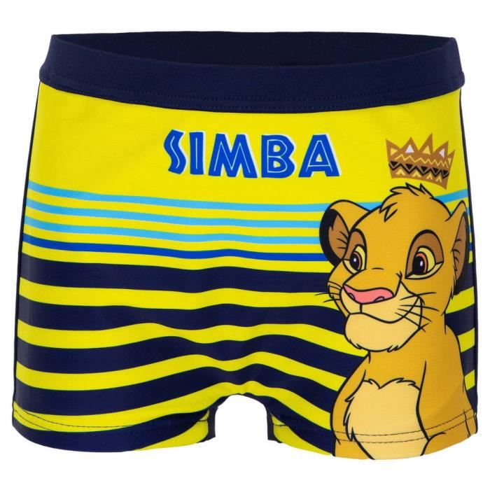 Disney Baby - Maillot de Bain Garçon Simba du -Roi lion-