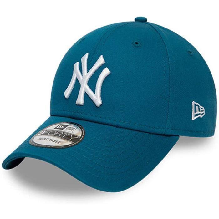 New Era Ligue Essentiel 9Forty Ny Yankees Casquette Junior