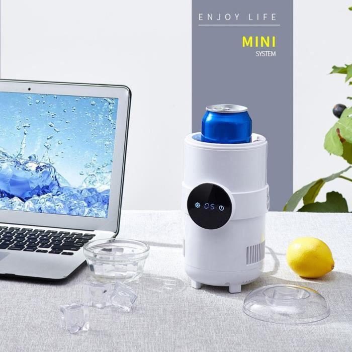 Tasse de refroidissement de lait chaud de thermostat de boisson de mini réfrigérateur de voyage de bureau à domicile
