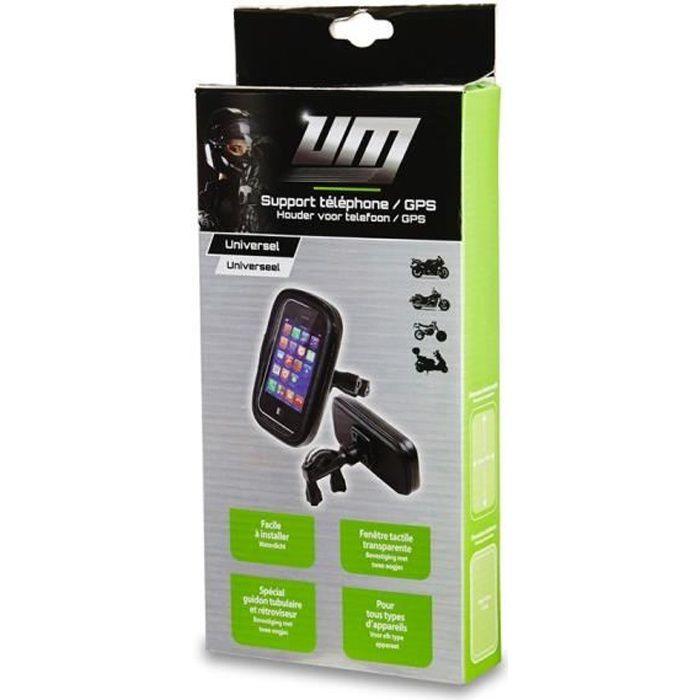 Support GPS / Téléphone Moto & Scooter - Accessoires moto - SCOOTEO