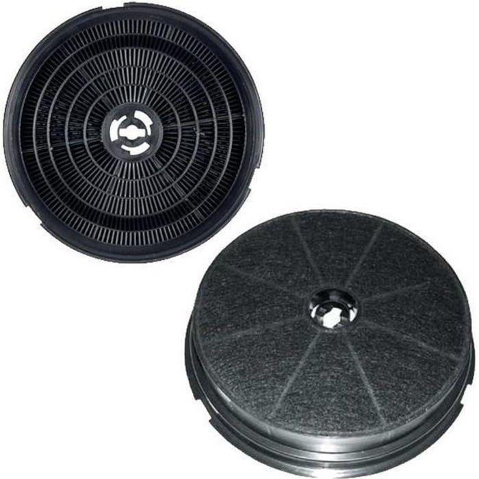 Spares2go hotte filtre /à graisse kit pour THERMOR Extracteur dair Grille da/ération lot de 2/filtres, d/écoup/é /à la taille