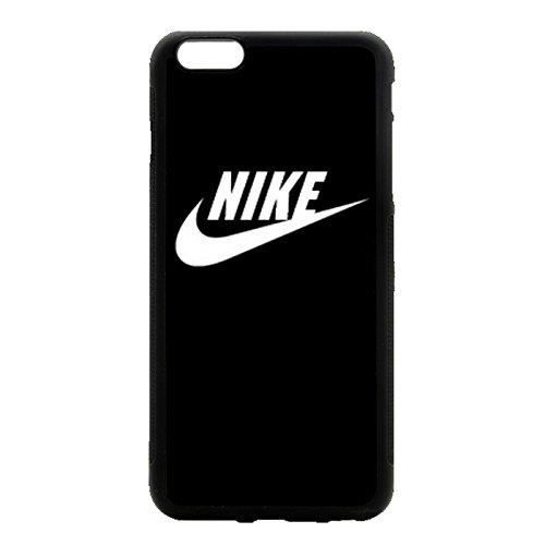 coque iphone 4 4s nike just do it logo simple noir
