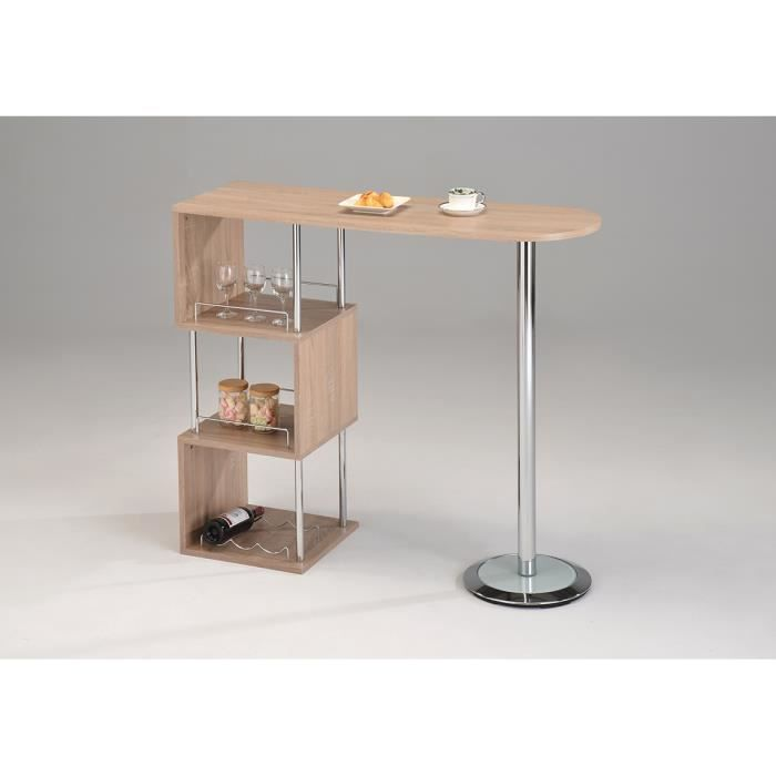 Lina table de bar achat vente mange debout lina for Achat table bar