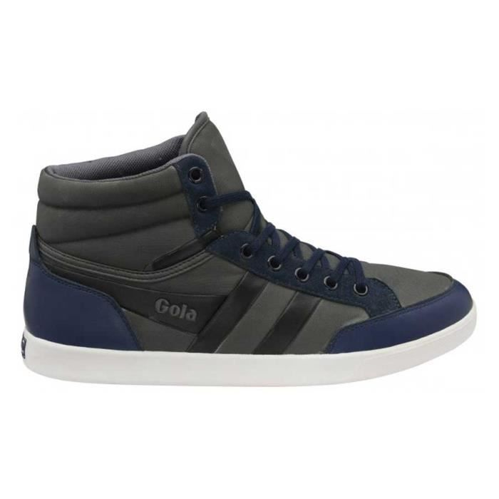Chaussure Baskets Montant Gola Vicinity Graphite Navy//black Homme Pointure 44