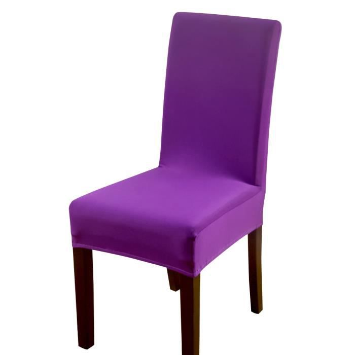 chaises de salle a manger violet achat vente chaises. Black Bedroom Furniture Sets. Home Design Ideas