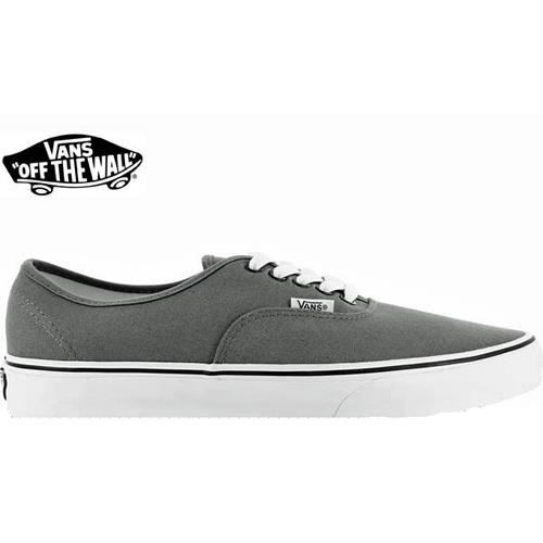 Baskets mode - Vans K Authentic Pewter wWb97aWGV