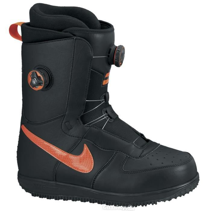 Boots Nike Zoom Force 1 X Boa Bl... - Cdiscount Sport