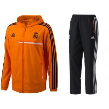 REAL PRES SUIT Survêtement Football Real Madrid Homme