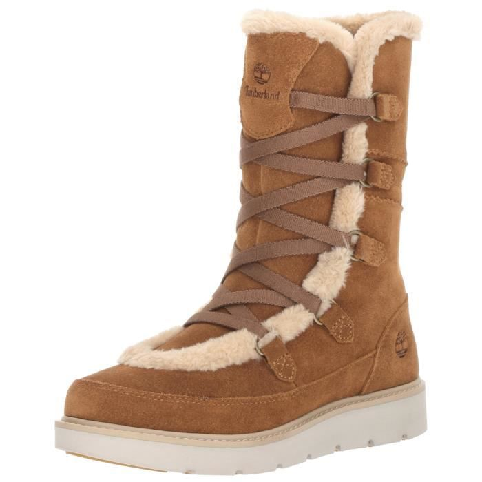 bottes d'hiver timberland femme
