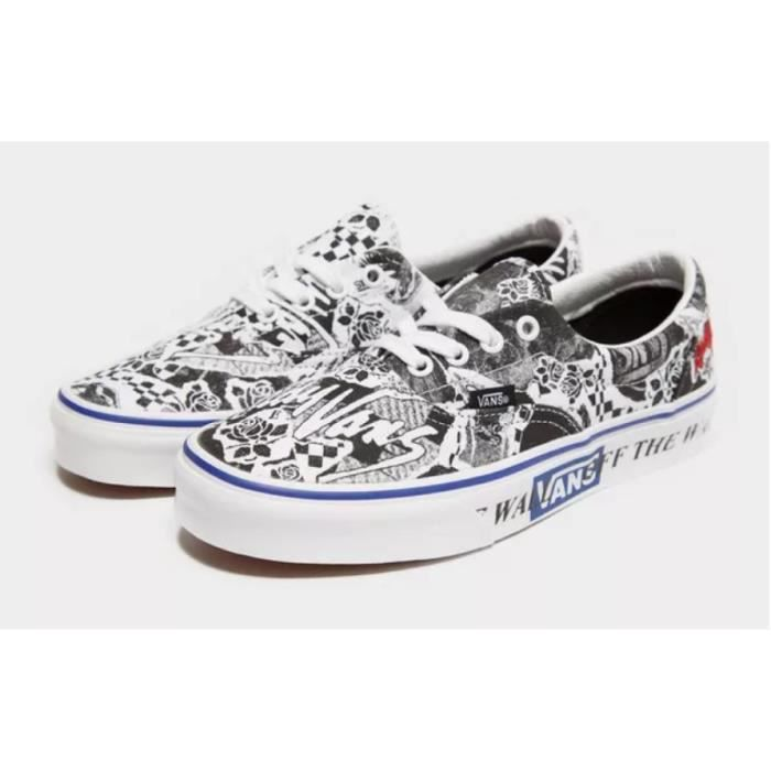chaussure vans of the wall