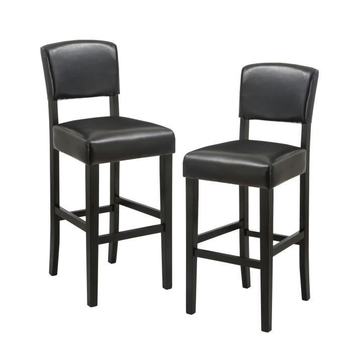 tabouret de bar achat vente tabouret haut pas cher. Black Bedroom Furniture Sets. Home Design Ideas