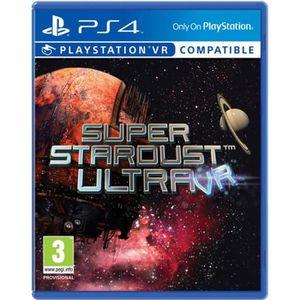 JEU PS VR Super Stardust Ultra Jeu PS4 et VR