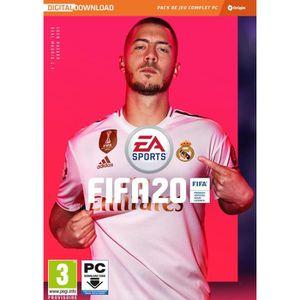 JEU PC À TÉLÉCHARGER FIFA 20 Jeu PC à télécharger (Code dans la boîte)