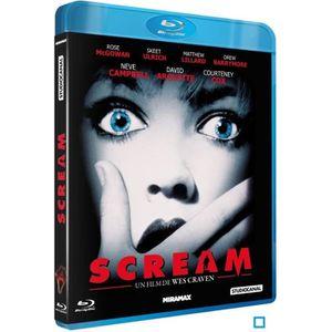 BLU-RAY FILM Blu-Ray Scream