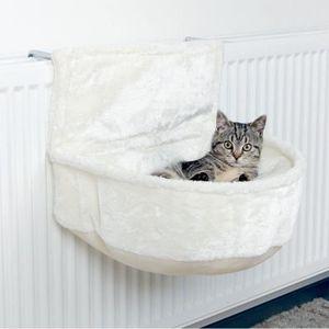 CORBEILLE - COUSSIN Hamac de radiateur Trixie pour chat