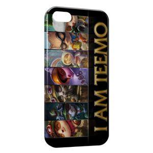 coque iphone 6s league of legends teemo 1