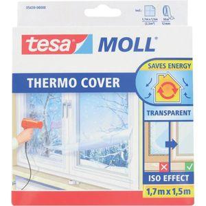 RUBAN MASQUAGE TESA Film de survitrage Thermo Cover 1.70 m x 1.50