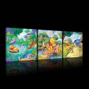 pictures set S15-1x80x30cm //R30X18 Tableau Disney The Le roi lion Canvas prints 3x25,8x24,80cm //R18X18