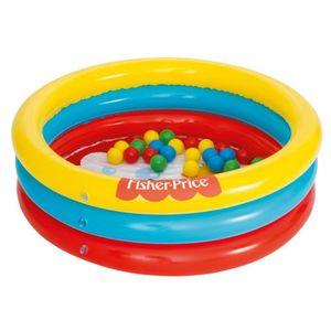 PISCINE Bestway Piscines à boules avec boules Fisher Price