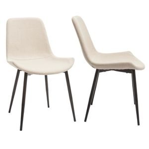 CHAISE By Demeyere « Indiana » lot de 2 chaises style Ind