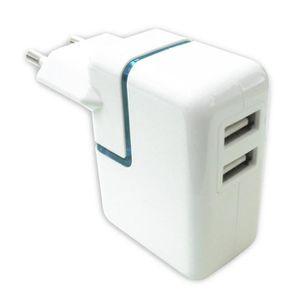 CHARGEUR TÉLÉPHONE Enexo - Chargeur à 2 Prises USB et Voyant de Charg