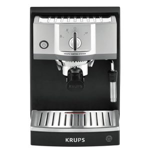 COMBINÉ EXPRESSO CAFETIÈRE KRUPS XP562010 Machine à expresso manuelle - Therm