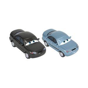 VOITURE - CAMION Voitures Cars - Coffret 2 véhicules : Heather Drif
