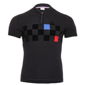 T-SHIRT Tee-shirt Noir Homme Le Coq Sportif