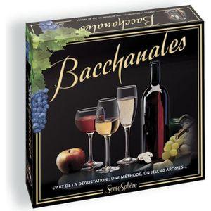 COFFRET SOMMELIER Bacchanales Sentosphere Nouvelle Version