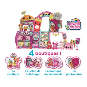 UNIVERS MINIATURE KAWAII CRUSH Le Centre Commercial