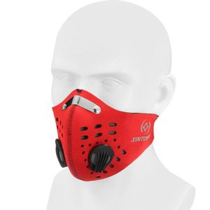 masque tissu respiratoire