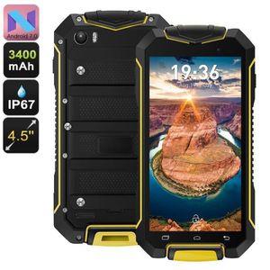 SMARTPHONE Smartphone Android 7,0 3g Etanche Ip67 Dual Sim 4,
