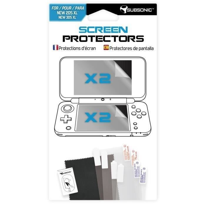 Ecrans de protection New 2 DS XL