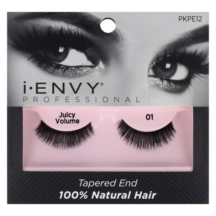 I Envy Strip Lash/Cils Bande Juicy Vol 01 (Pkpe12)