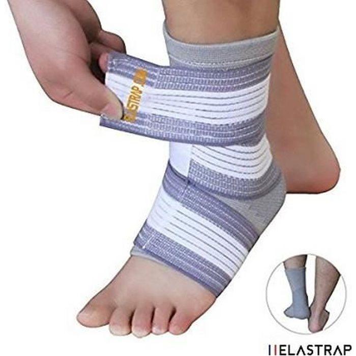 Blessure douleur chevillere cheville pied - Entorse, foulure, fracture, tendinite, ligaments, malleole - Prévention réeducation